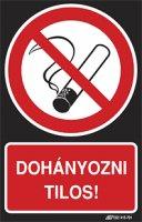 Dohányozni tilos! (1 kép)
