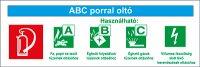 ABC porral oltó (1 kép)