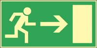 Menekülési út jobbra (1 kép)