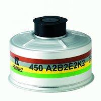 A2B2E2K2 alumínium szűrőbetét (1 kép)