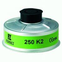 K2 alumínium szűrőbetét (1 kép)